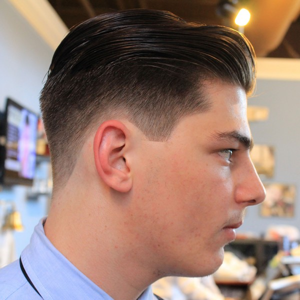 Cool Pompadour Haircuts