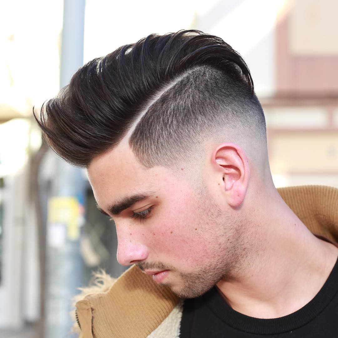 Disconnected Pompadour