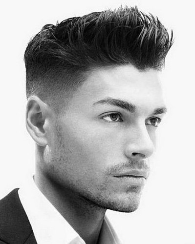 Edgy Undercut Hairstyle