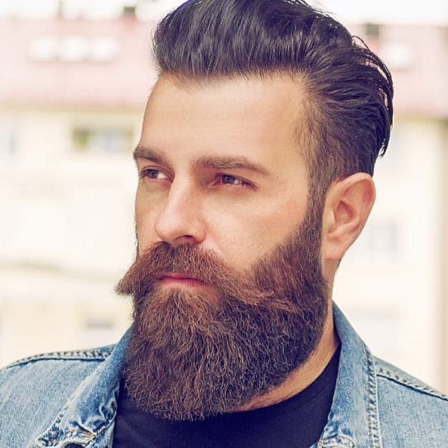 Best beard style for men mens haircuts trends best mens hairstyle trends - Trendy gang ...