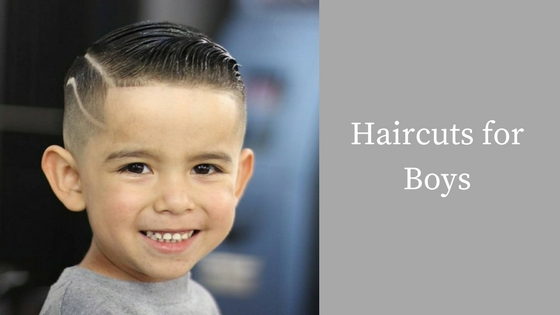 Haircuts for Boys