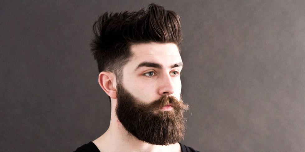 Hipster Beard For Men