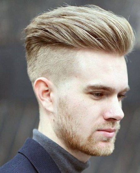 Layered Undercut Hairstyle