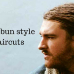 Man Bun Hairstyle and Haircuts 2018
