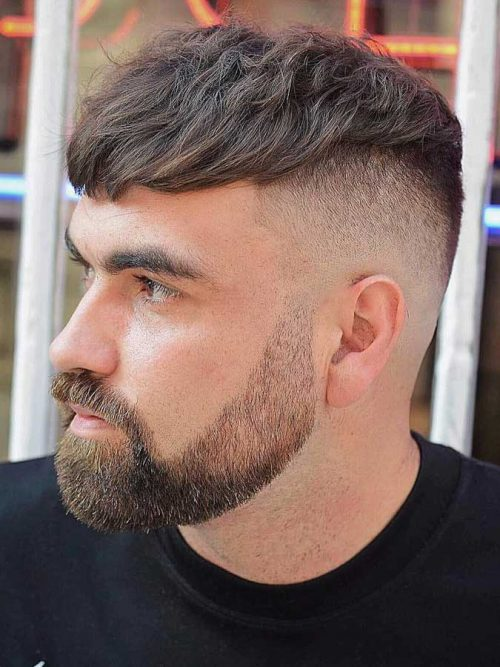 Texture Wave Haircut