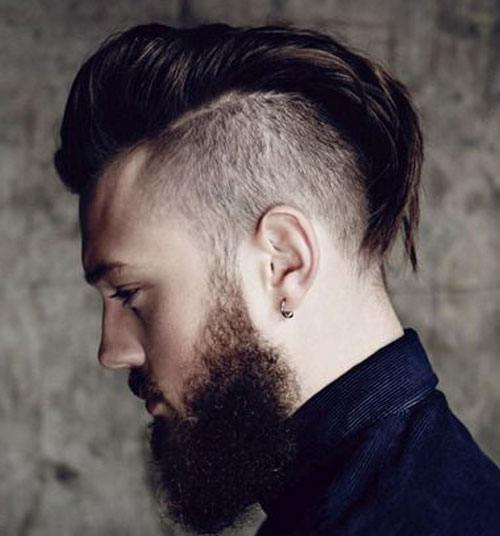 The Mohawk Style For Men