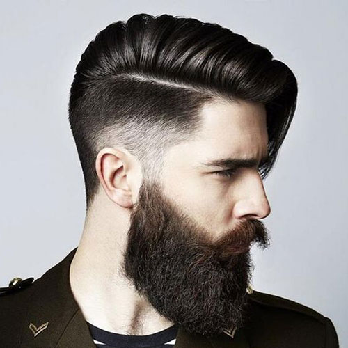 top long hairstyle for men