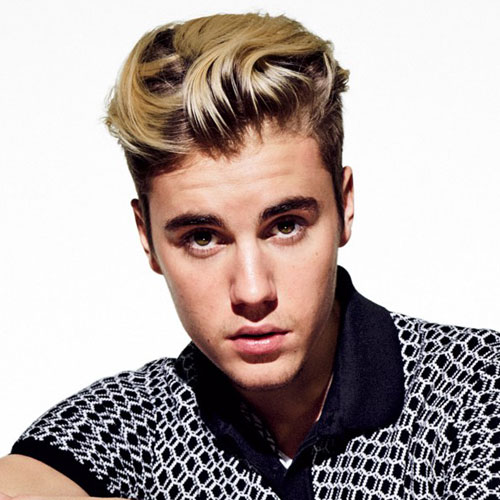 Justin Bieber's Short Hair – The Slick Back and Quiff