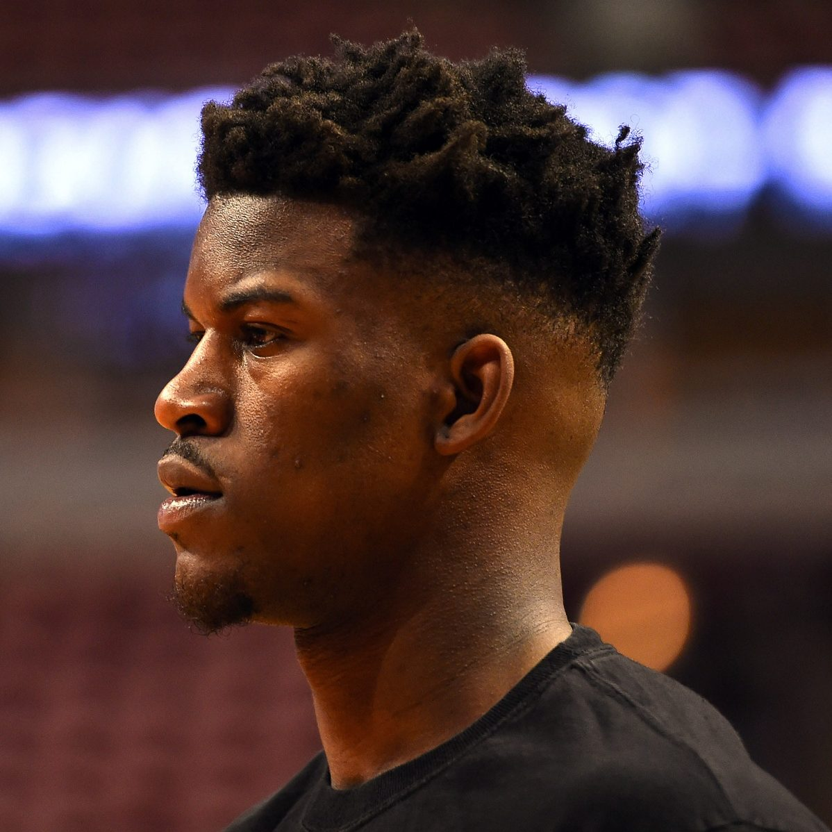 Low Skin Fade Jimmy Butler Haircut