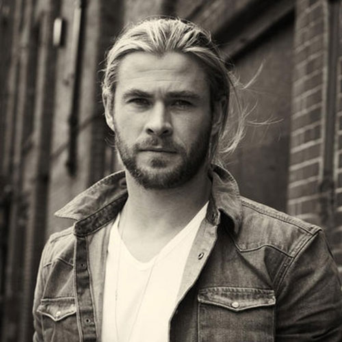 Chris Hemsworth Haircut Thor Movie