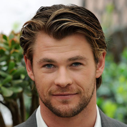Chris Hemsworth Short Haircut Style