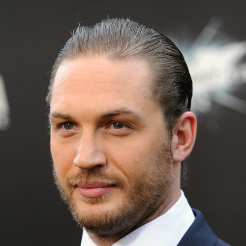 Tom Hardy Hairstyle