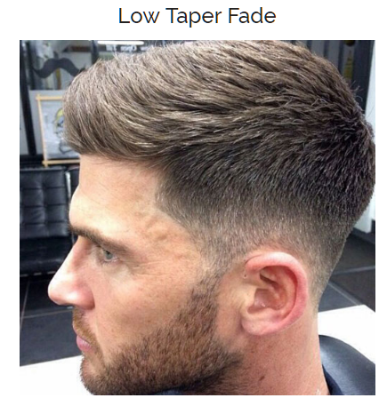 Top Taper Fade Haircuts Mens Haircuts Trends