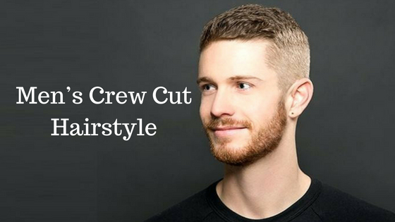 Men\'s Crew Cut Hairstyle | Mens Haircuts Trends