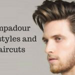 25+ Pompadour Hairstyles and Haircuts 👦 2018