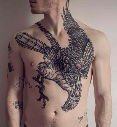 Animal Tattoos for men
