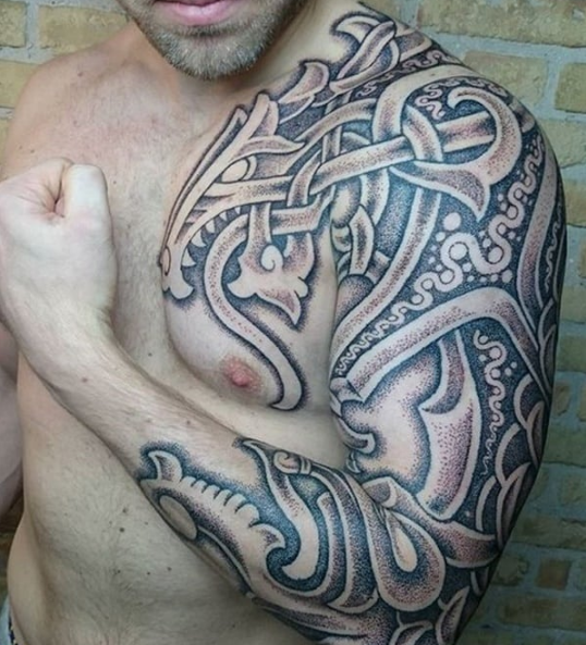 Celtic Tattoos - Best Tribal Tattoo for men