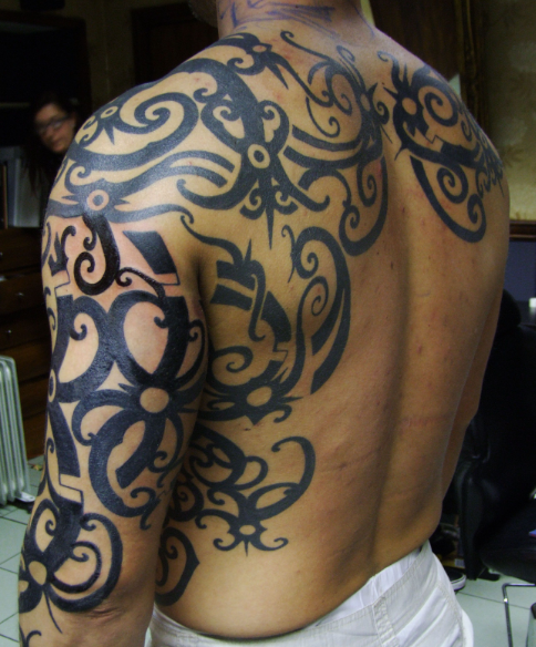Iban Tattoos - Best Tribal Tattoo for Men