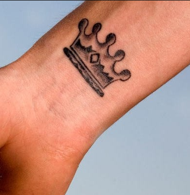 Inner Wrist Tattoos for Men