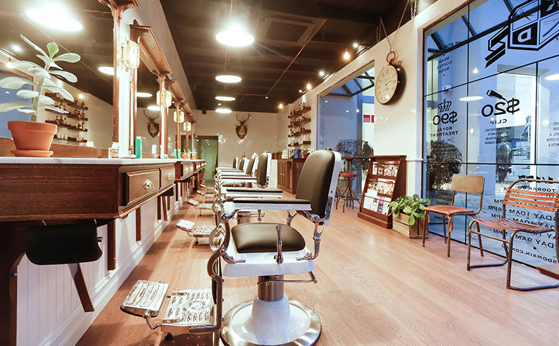 All the Kings Men best barber shop in melbourne
