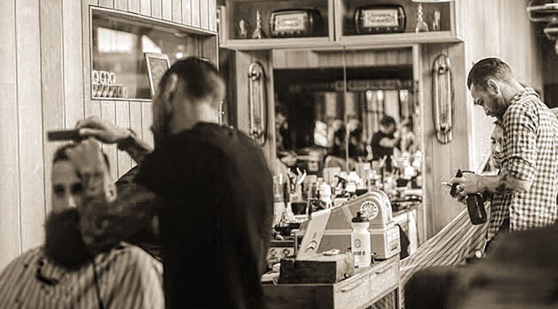 Uncle Rocco's best barber shop in melbourne